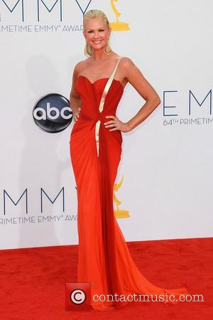 Nancy O'Dell 64th Annual Primetime Emmy Awards, held at Nokia Theatre L.A. Live - Arrivals Los Angeles, California - 23.09.12