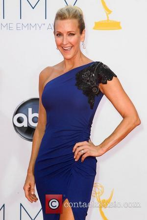 Lara Spencer 64th Annual Primetime Emmy Awards, held at Nokia Theatre L.A. Live - Arrivals Los Angeles, California - 23.09.12