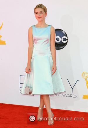 Kiernan Shipka and Emmy Awards