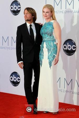 Keith Urban, Nicole Kidman and Emmy Awards