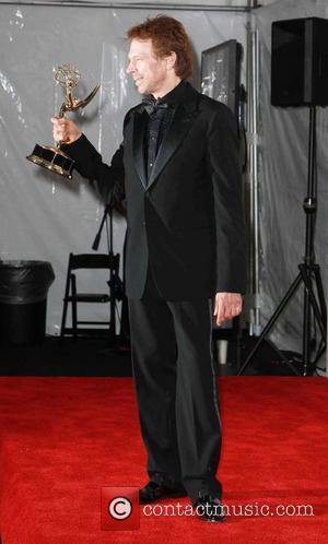 Jerry Bruckheimer  64th Annual Primetime Emmy Awards, held at Nokia Theatre L.A. Live - Press Room Los Angeles, California...