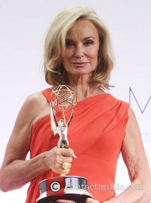Jessica Lange  64th Annual Primetime Emmy Awards, held at Nokia Theatre L.A. Live - Press Room Los Angeles, California...