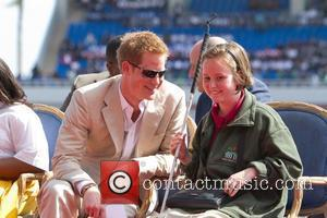 Prince Harry and The National