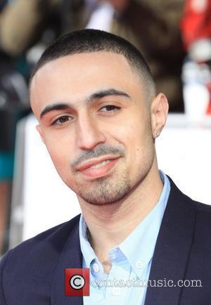 Adam Deacon The Princes Trust Awards 2012...