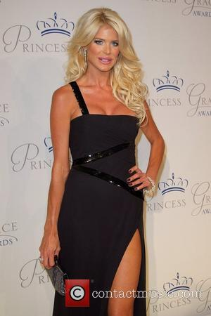 Victoria Silvstedt Princess Grace Awards Gala held at the Cipriani New York City, USA - 22.10.12