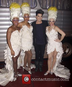 Anastacia, Adam Lambert and Palace Theatre