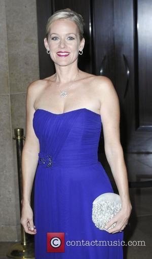 Penelope Ann Miller  The 23rd Annual Producers Guild Awards held at The Beverly Hilton - Arrivals Los Angeles, California...
