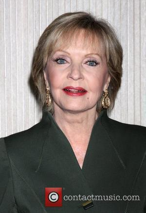 Florence Henderson and Beverly Hilton Hotel