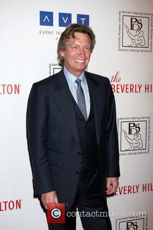 Nigel Lythgoe and Beverly Hilton Hotel