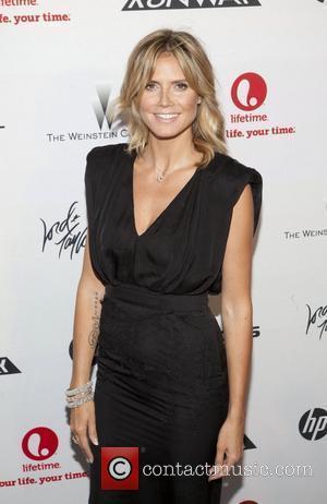 Heidi Klum: 'Katie Holmes Is One Stylish Mother'