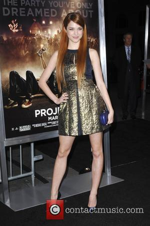 Alexis Knapp  The Premiere of 'Project X' Grauman's Chinese Theatre - Arrivals Los Angeles, California - 29.02.12