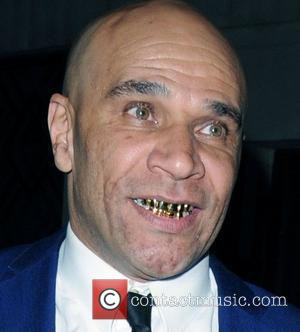 Goldie,  at the 'Prometheus' UK film premiere afterparty held at Aqua London, England - 31.05.12