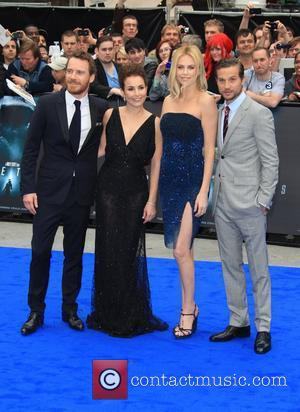Michael Fassbender, Charlize Theron, Logan Marshall-green and Noomi Rapace