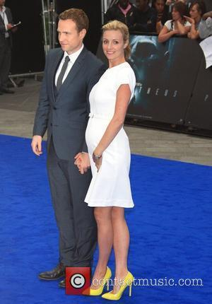 Elize du Toit and Rafe Spall Prometheus World premiere held at the Empire - Arrivals London, England - 31.05.12