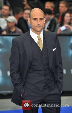 Mark Strong and Empire Leicester Square