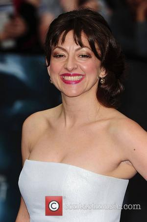 Jo Hartley 'Prometheus' UK film premiere held at the Empire Leicester Square - Arrivals. London, England - 31.05.12