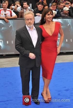Director Sir Ridley Scott 'Prometheus' UK film premiere held at the Empire Leicester Square - Arrivals. London, England - 31.05.12