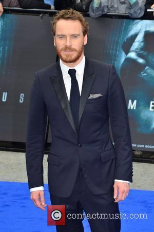Michael Fassbender and Empire Leicester Square