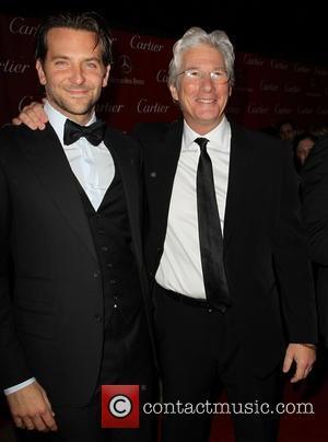 Bradley Cooper and Richard Gere