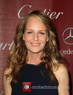 Helen Hunt 24th Annual Palm Springs International Film Festival Awards Gala - Red Carpet  Featuring: Helen Hunt Where: Los...