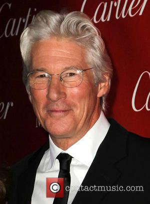 Richard Gere 24th Annual Palm Springs International Film Festival Awards Gala - Red Carpet  Featuring: Richard Gere Where: Los...