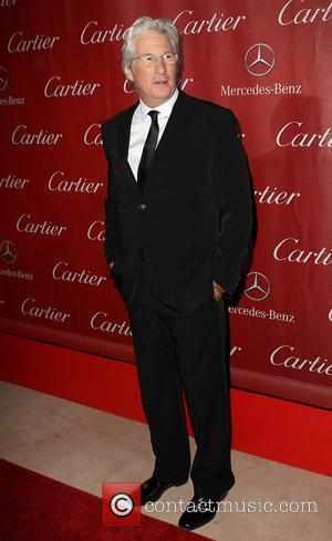 Richard Gere and Palm Springs International Film Festival Awards Gala