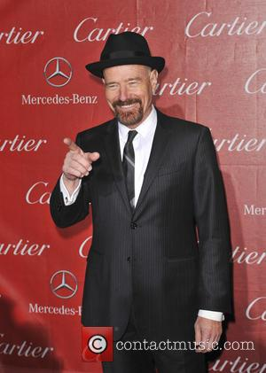 Bryan Cranston and Palm Springs International Film Festival Awards Gala
