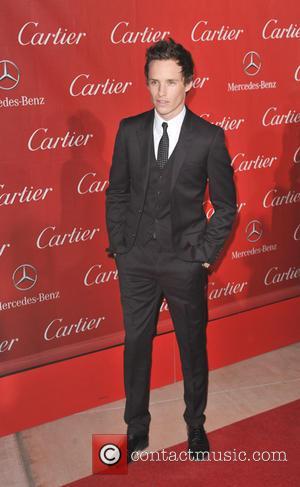 Eddie Redmayne and Palm Springs International Film Festival Awards Gala