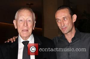 Max Von Sydow and Beverly Hilton Hotel