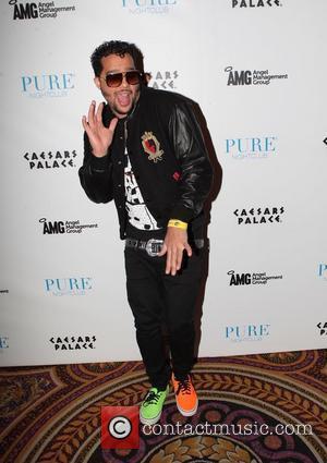 Sky Blue of LMFAO  at Pure Nightclub inside Caesars Palace Las Vegas, Nevada - 27.05.12,