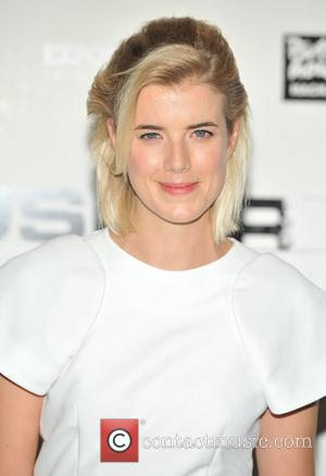 Agyness Deyn Pusher - gala screening held at the Hackney Picturehouse. London, England - 04.10.12