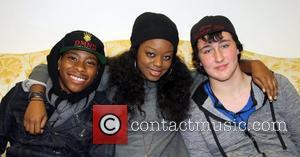 Carlon Jeffery, Jazz Raycole and Noah Dahl