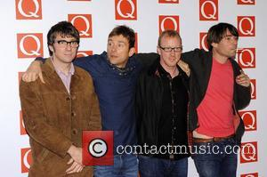 Blur The Q Awards held at the Grosvenor House - Arrivals London, England - 22.10.12