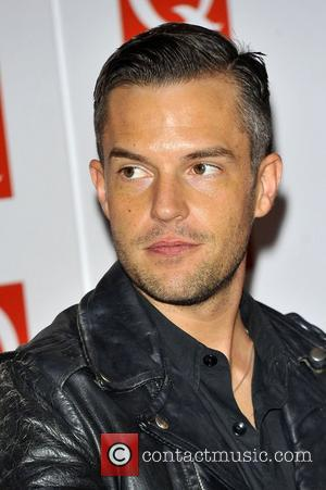 Brandon Flowers The Q Awards held at the Grosvenor House - Arrivals London, England - 22.10.12