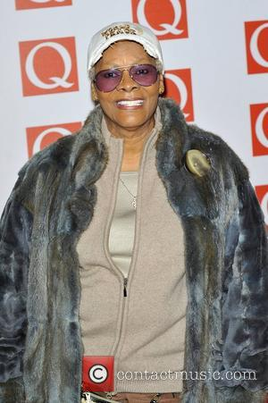 Dionne Warwick The Q Awards held at the Grosvenor House - Arrivals London, England - 22.10.12