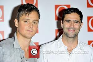 Keane The Q Awards held at the Grosvenor House - Arrivals London, England - 22.10.12