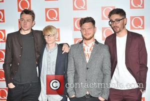 Alt-J The Q Awards held at the Grosvenor House - Arrivals. London, England - 22.10.12