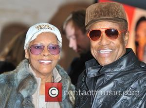 Dionne Warwick and Bobby Womack The Q Awards held at the Grosvenor House - Arrivals. London, England - 22.10.12