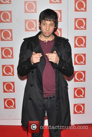 Example The Q Awards held at the Grosvenor House - Arrivals London, England - 22.10.12