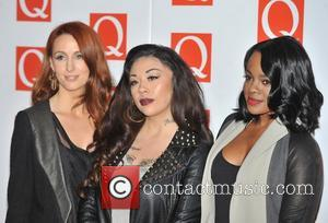 Sugababes, Siobhan Donaghy, Mutya Buena, Keisha Buchanan and Grosvenor House