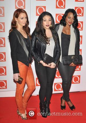 Keisha Buchanan, Siobhan Donahy, Mutya Buena and Grosvenor House