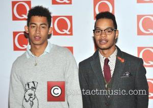 Rizzle Kicks The Q Awards held at the Grosvenor House - Arrivals London, England - 22.10.12