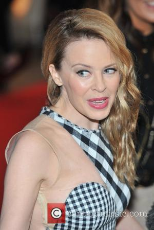 Kylie Minogue and Grosvenor House