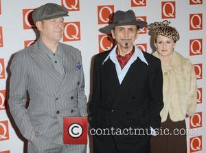 Dexys Midnight Runners, Q Awards, Grosvenor House, London and England
