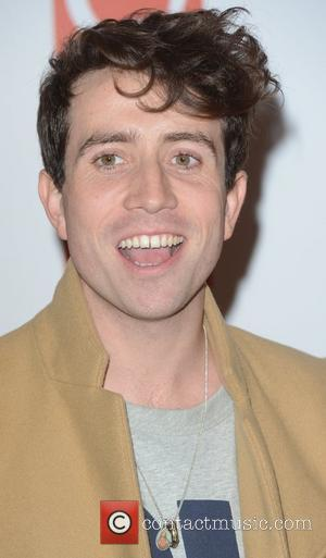 Nick Grimshaw, Q Awards, Grosvenor House, London and England