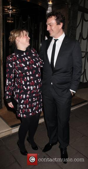 Joanna Page seen outside Claridges Hotel London, England - 13.11.12 ***Not Available for UK Tabloids. No Internet Use for 24...