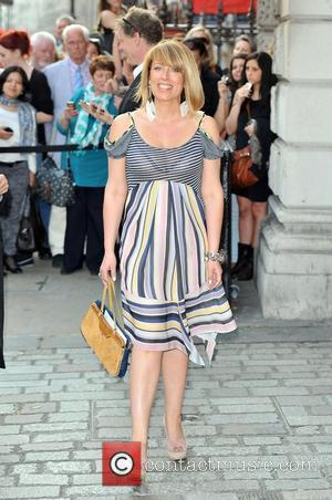 Fay Ripley 'A Celebration of the Arts' held at the Royal Academy of Arts - Outside Arrivals. London, England -...
