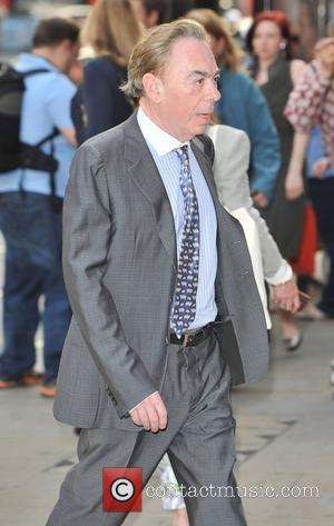 Andrew Lloyd Webber 'A Celebration of the Arts' held at the Royal Academy of Arts - Outside Arrivals. London, England...