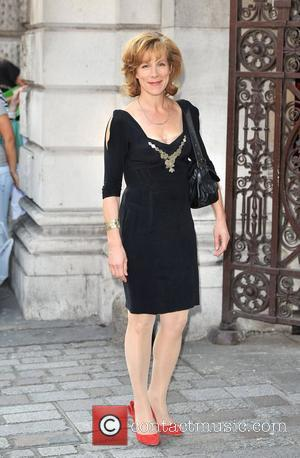 Juliet Stevenson 'A Celebration of the Arts' held at the Royal Academy of Arts - Outside Arrivals. London, England -...
