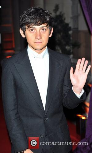 Craig Roberts NOW Exhibition and Auction held at the Royal Academy of Arts - arrivals. London, England - 08.10.12